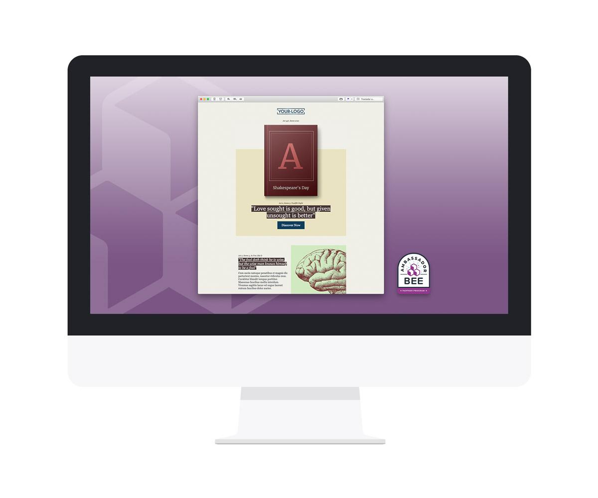 Diseño y maquetación de mailings - Templates para BEE MailUp