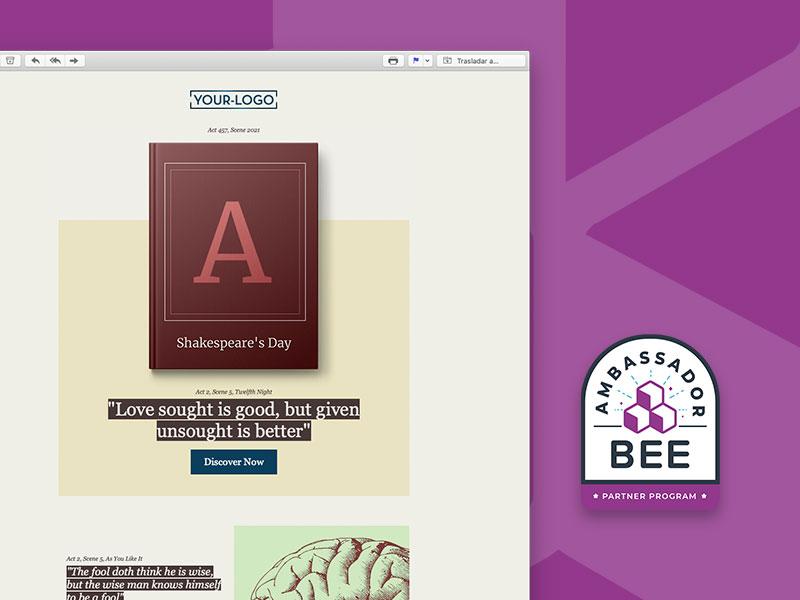 Diseño de mailings, BEE